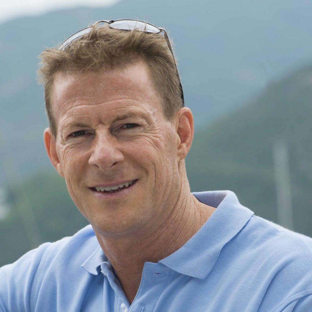 Douglas Woodring, co-founder of the Ocean Recovery Alliance (PRNewsFoto/Ocean Recovery Alliance)