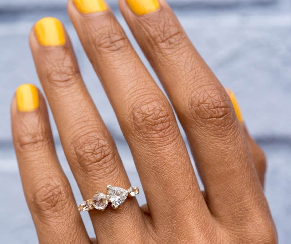 Bario Neal engagement ring