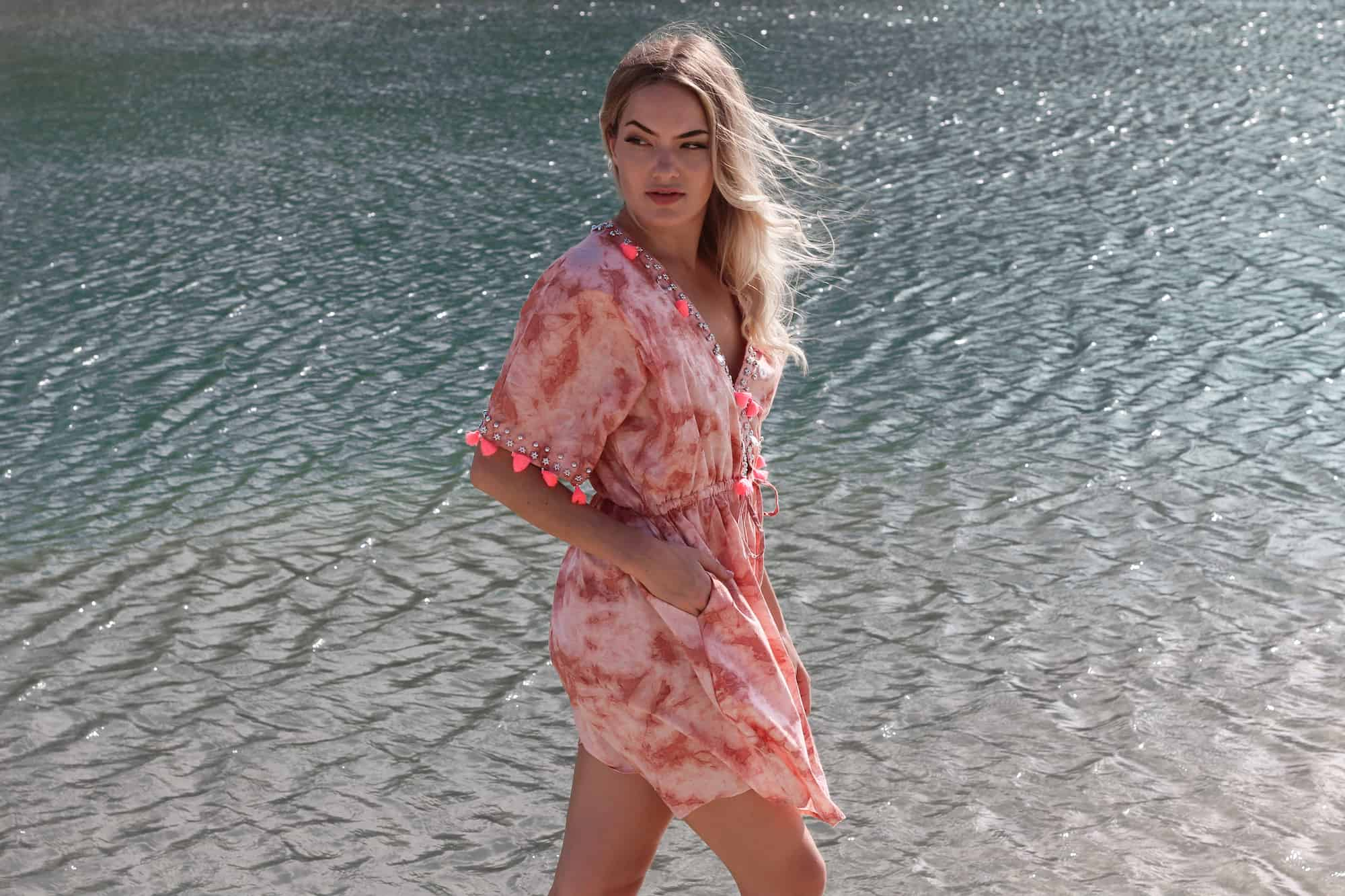 sustainable resort wear baliza