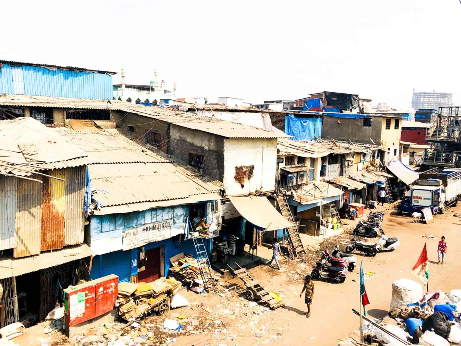 Dharavi Slum India