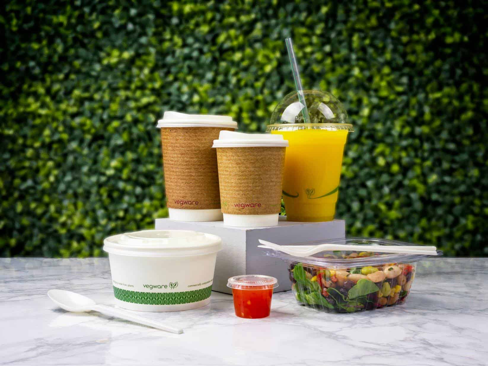 Understanding packaging with Vegware - what's recyclable