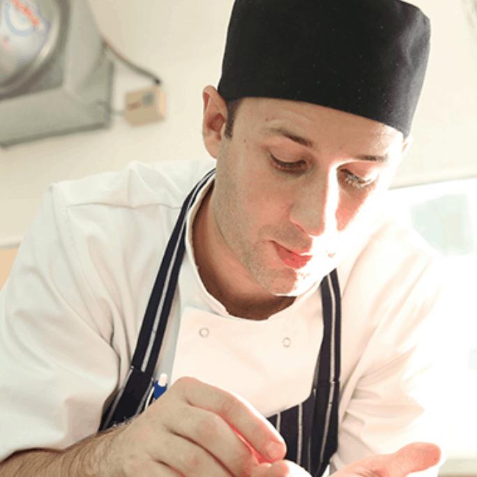 Chef Tom Burney