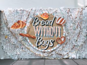 bread without bags green is the new black