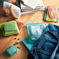 Stasher silicon reusable bags