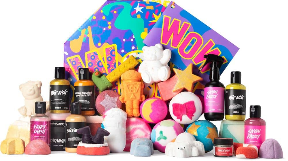 Conscious gifts for kids from LUSH