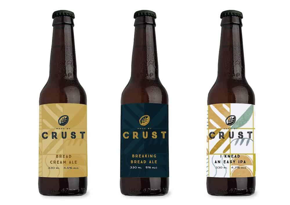 Crust beer