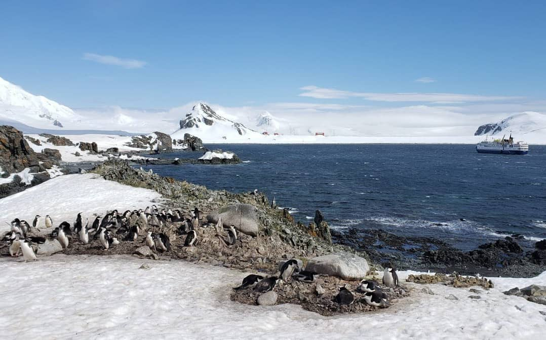 Climate change in Antarctica