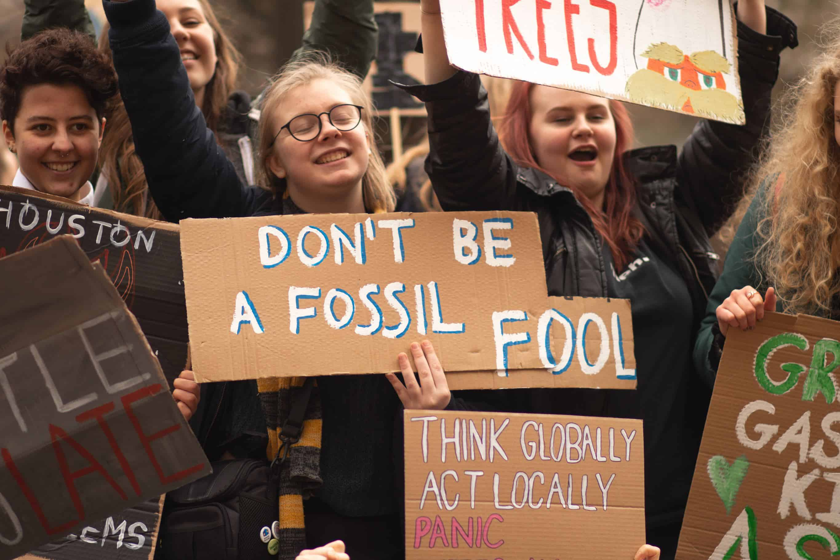 fossil fuels green is the new black