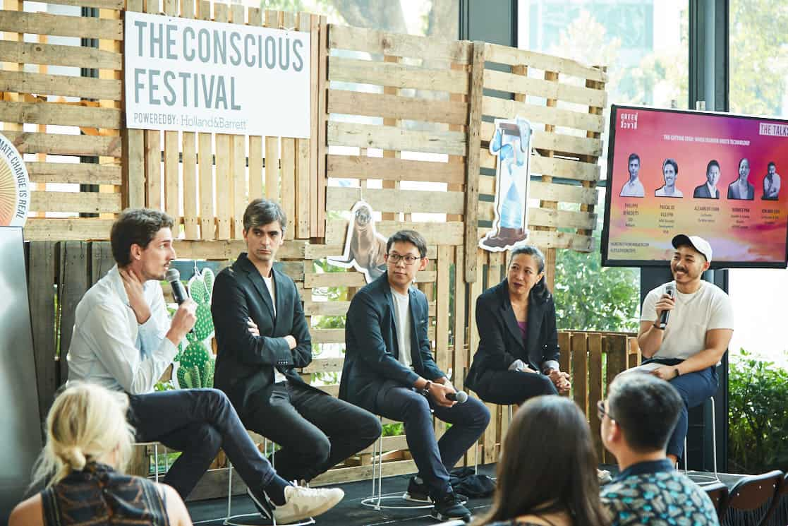 Virtual Conscious Festival Talks