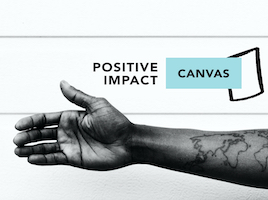 Palo IT - positive impact canvas