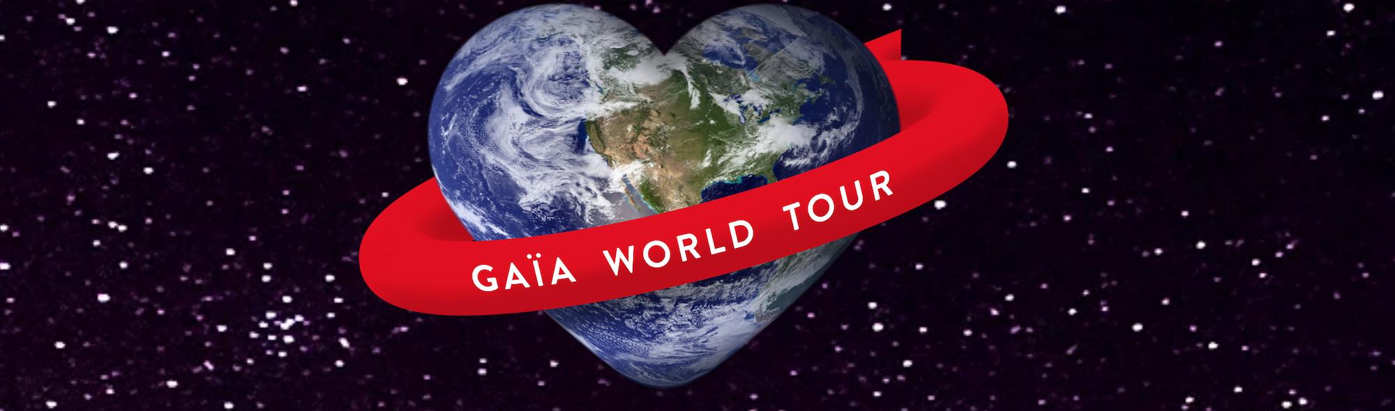 GAIA World tour