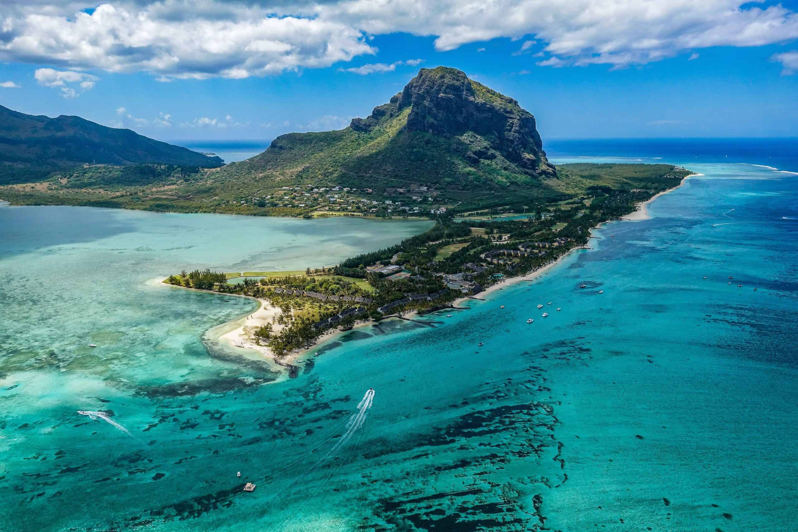 Mauritius Green Is The New Black
