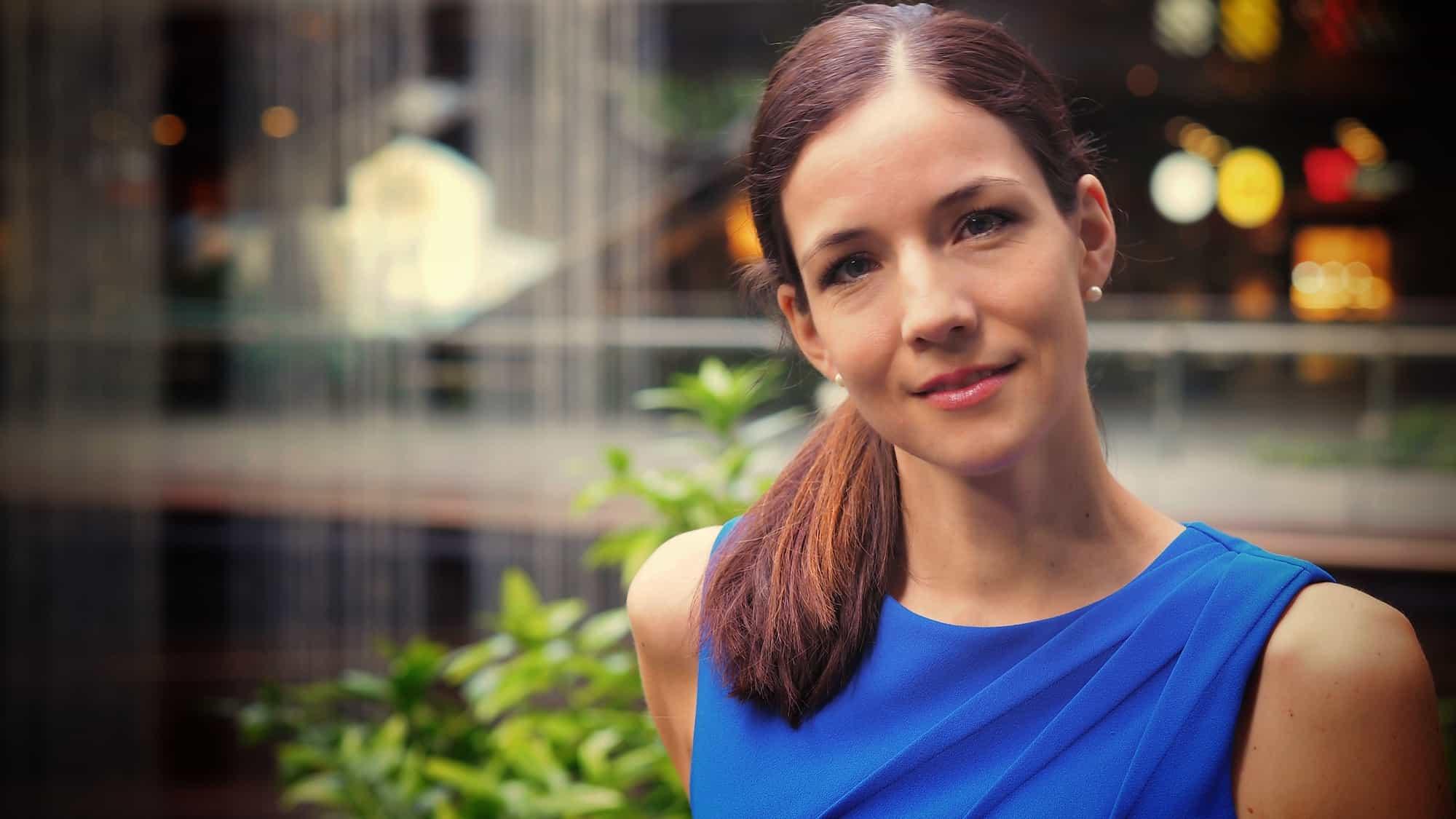 susGain Founder: Carolin Barr
