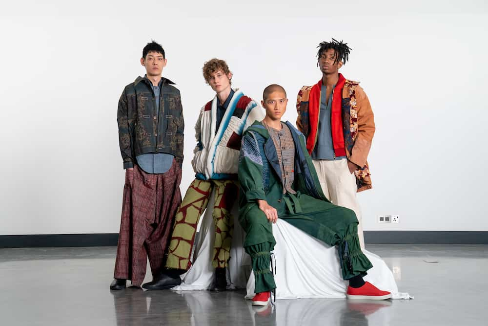 Redress Design Awards: Menswear