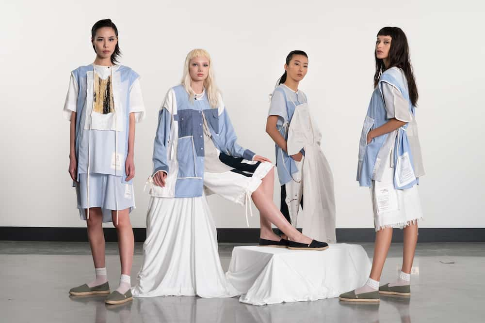 Redress Design Awards: Womenswear winner