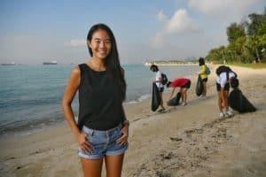 Sam Seastainable Journey Through a Green Purpose Singapore